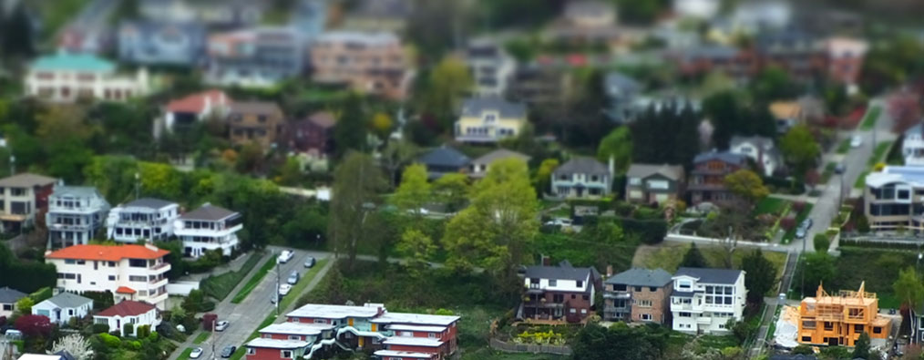 Little Boxes (Queen Anne from the Space Needle)