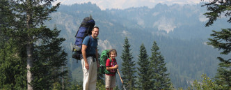 Hiking at Mount Rainier with Kids